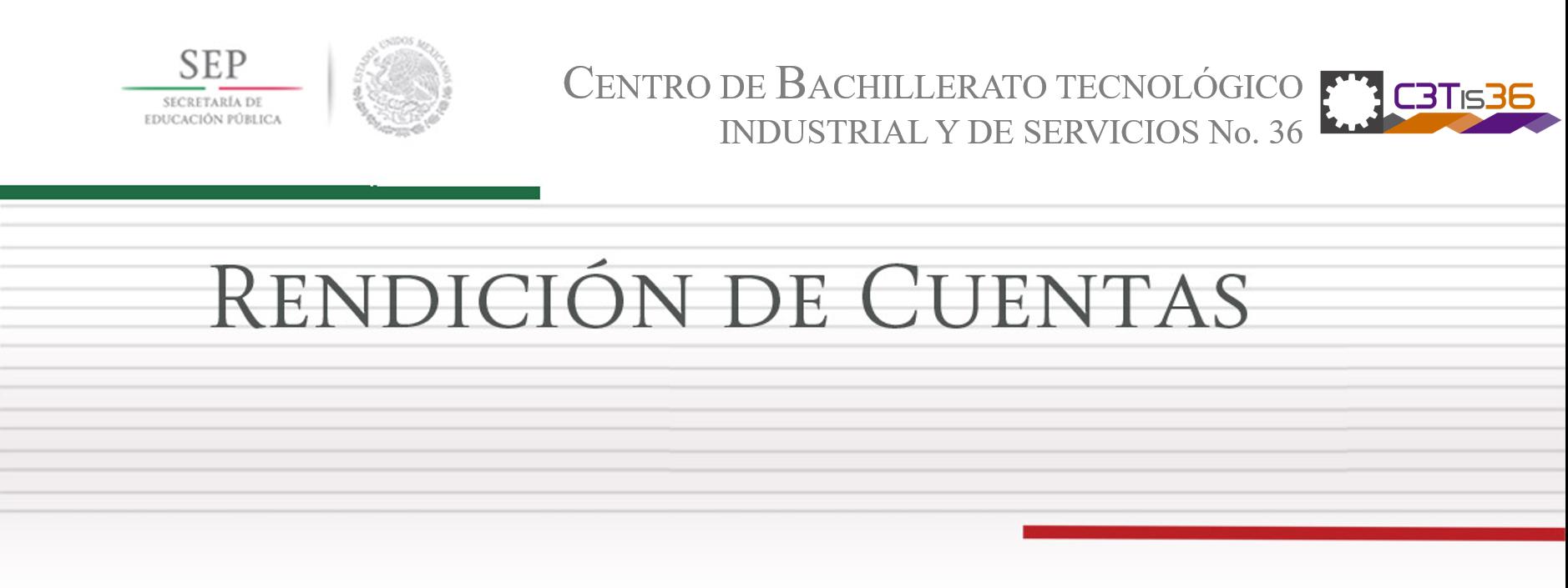 Rendición de cuentas 2013 - 2014